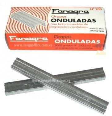 GRAPAS CORRUGADAS FANAGRA