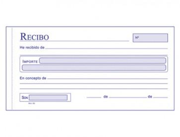 BLOCK RECIBO GRANDE 80 HOJAS